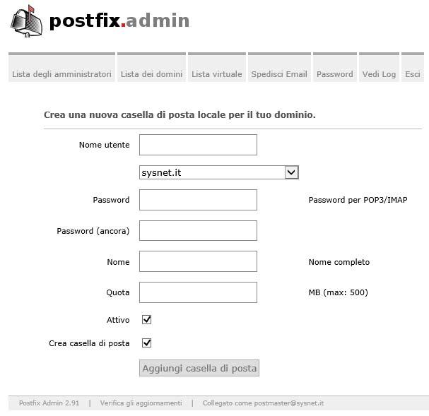 Assistenza Posta Admin 03