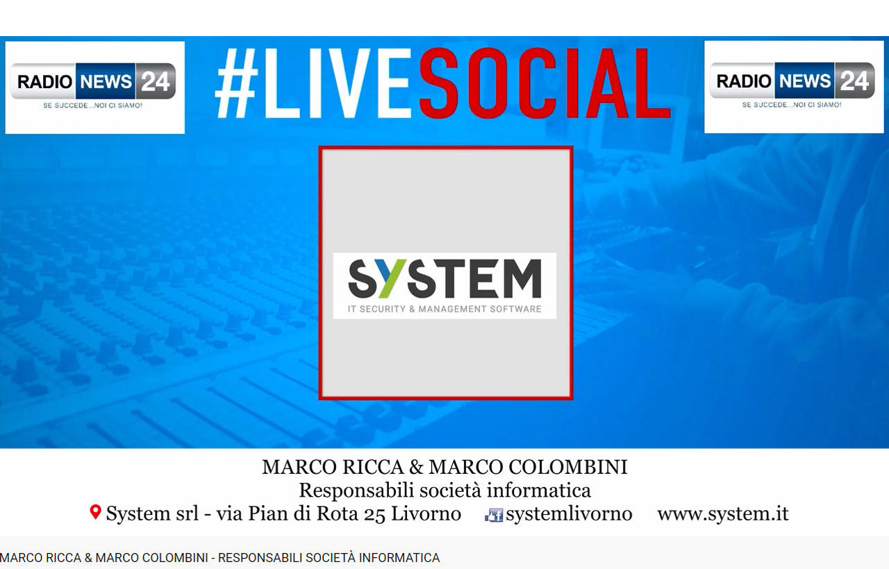 Intervista su Livesocial a tema Smart Working